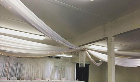 Ceiling Draping Innerpage