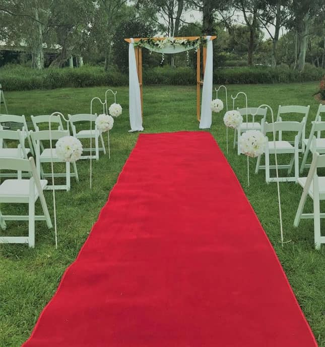 Ceremony Décor 13